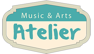 Music & Arts Atelier Logo